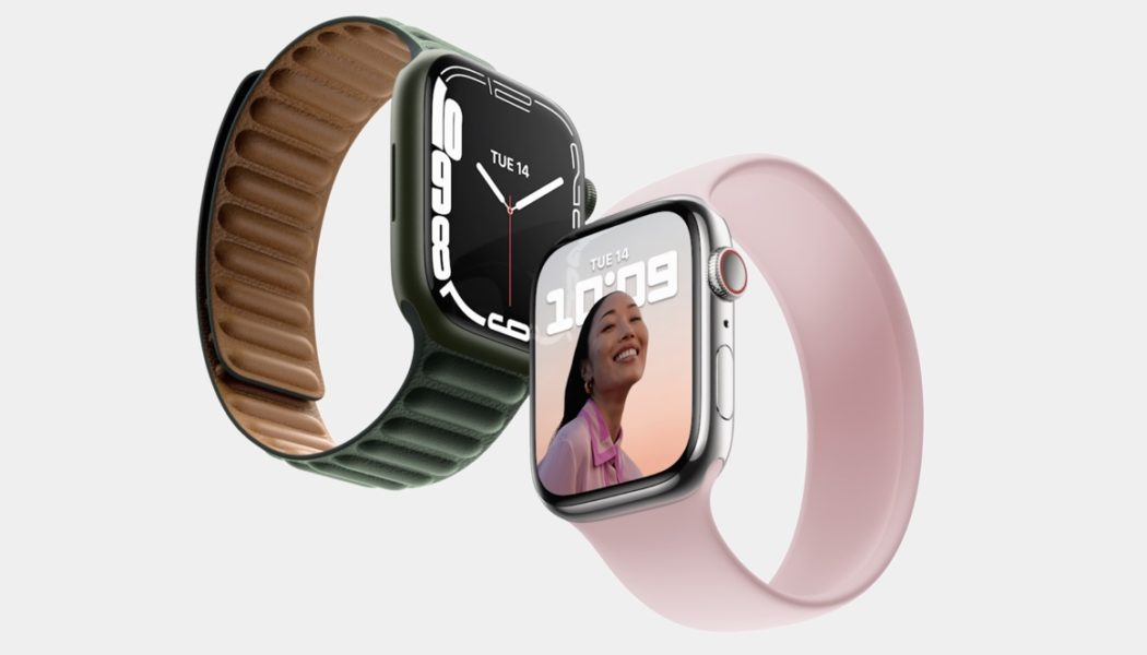 Apple Watch Series 7 Launched – Bigger Screen, Better Battery, More