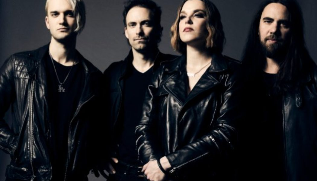 AREJAY HALE Says New HALESTORM Album Has 'An Energy And Excitement That Has Been Lacking In Last Couple Of Records'
