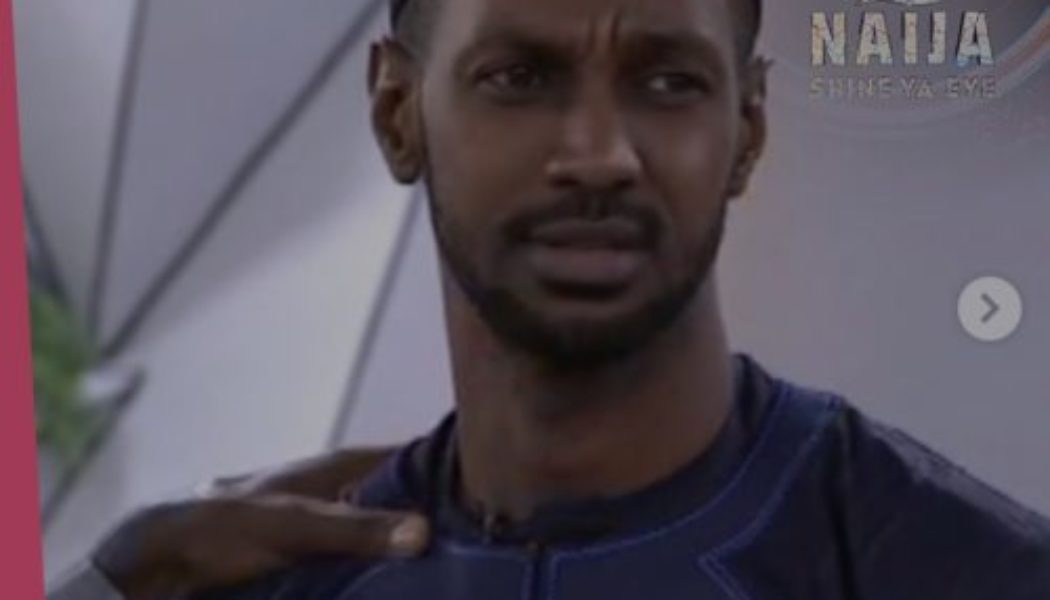 BBNaija: Yousef has been evicted from the Big Brother House