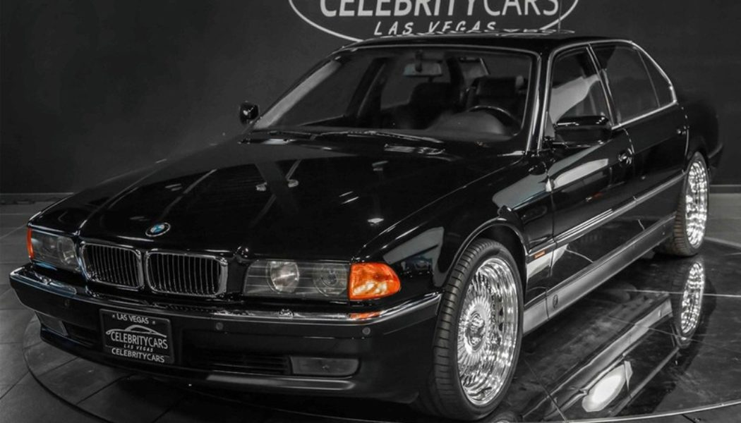 BMW 7-Series Tupac Was Shot in is On Sale for $1.75 Million USD