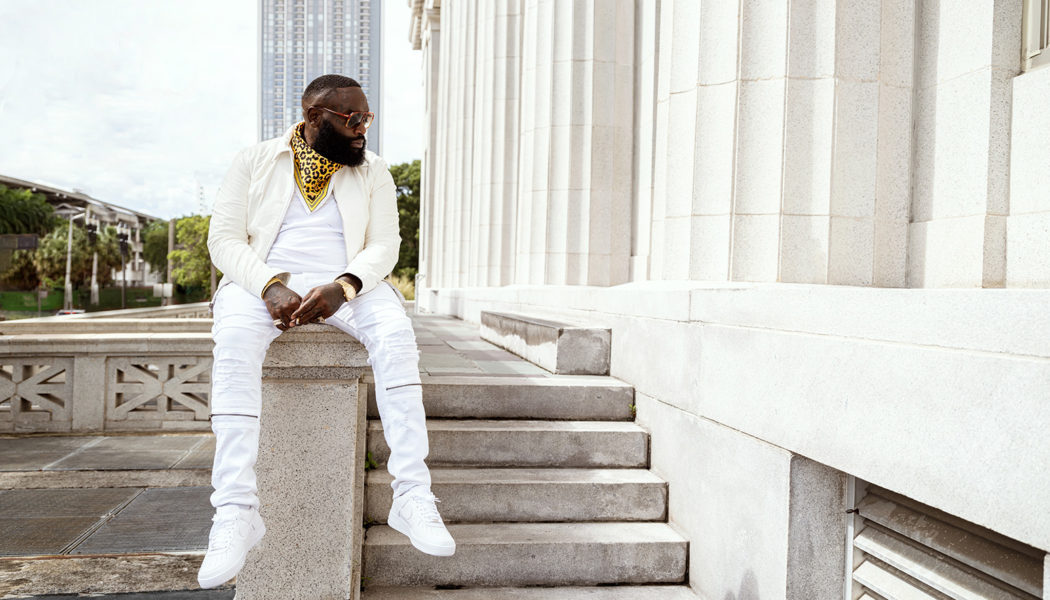 Boss Moves: Rick Ross' New Book Debuts on Multiple Bestsellers Lists