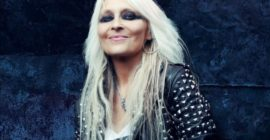 DORO PESCH Looks Back On Rise Of Grunge In Early 1990s: 'The Normal Heavy Metal Wasn't Supported So Much Anymore'