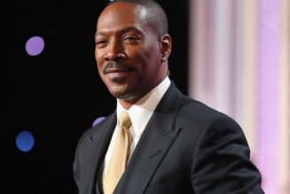 Eddie Murphy Inks Three-Picture and First-Look Film Deal With Amazon Studios