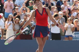 Emma Raducanu Becomes First Qualifier in History to Reach Finals of Grand Slam at US Open