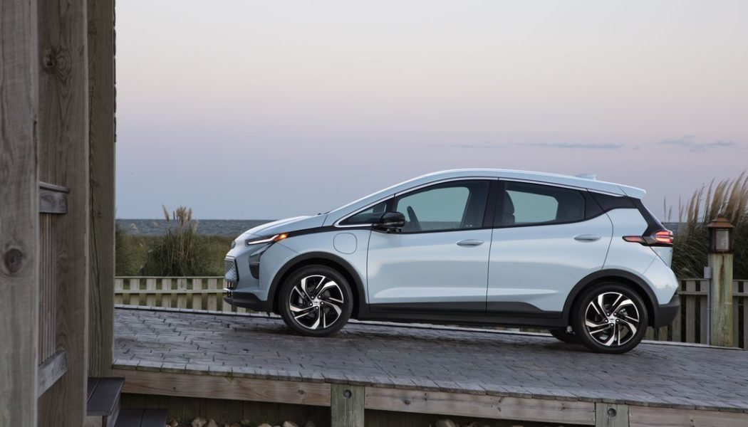 GM says defect-free Bolt batteries are in production