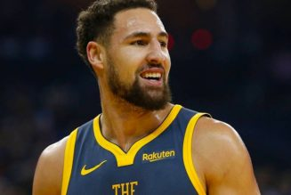 """Klay Thompson Talks Returning to the NBA, Announcing He Is """"Going To Bounce Back"""""""