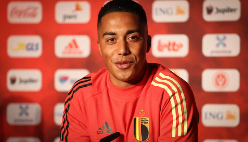Leicester City's Youri Tielemans 'keeping his options open' amid Manchester United interest