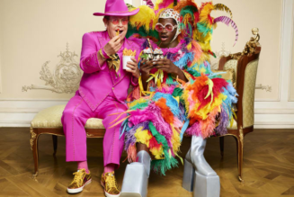 Lil Nas X And Elton John Star In Uber Eats Commercial [Video]