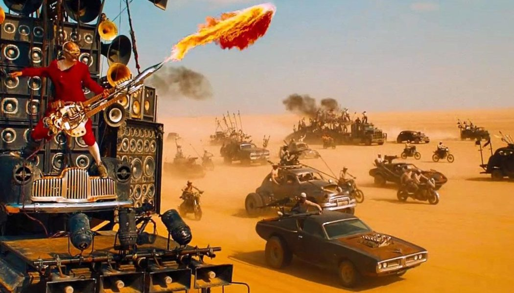 Mad Max: Fury Road Cars Are Being Auctioned Off Online