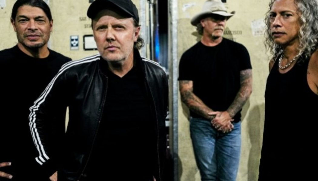 METALLICA To Headline First-Ever DOWNLOAD GERMANY Festival