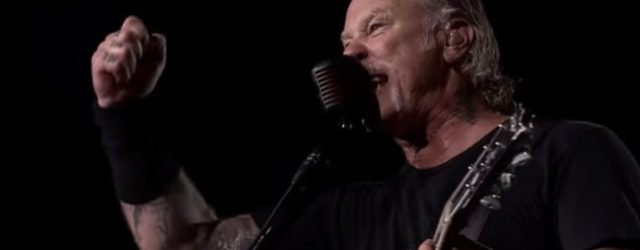 METALLICA To Play 'Pop-Up' Concert In Chicago Monday Night