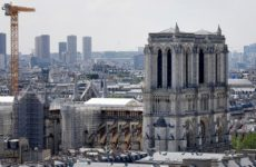 Officials Say That Notre Dame Is on Track to Reopen in 2024