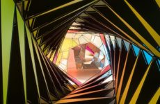 Olafur Eliasson's Latest Installation Is a Hypnotic Tour of Color, Form and Perspective