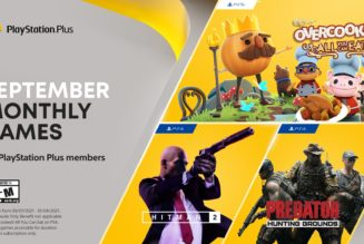 PlayStation Plus Free Game Lineup September 2021