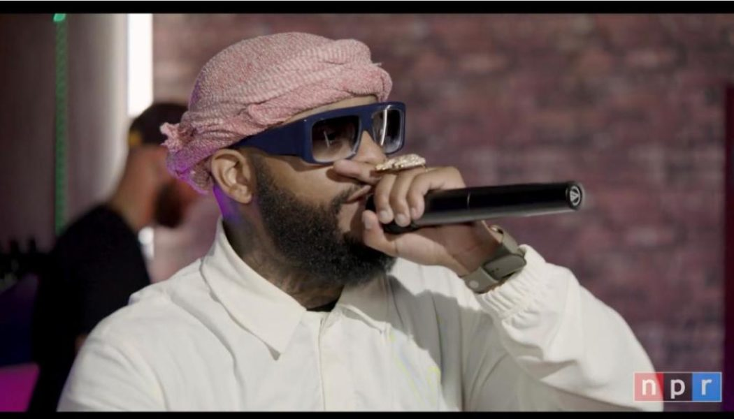 """Royce 5'9 """"Tiny Desk (Home) Concert,"""" Strick & Young Thug ft. Kid Cudi """"Moon Man"""" & More 