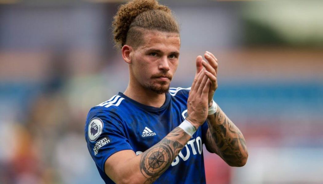 """""""She was definitely the reason why I would've never gone to Villa"""" – Leeds United star Kalvin Phillips"""