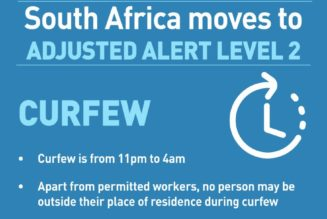 South Africa Moves to Level 2 Lockdown: All The New Regulations