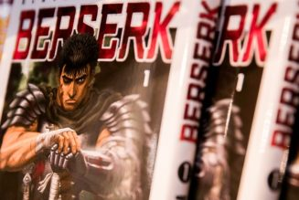 The 41st Volume of 'Berserk' Will Roll Out This Christmas Eve