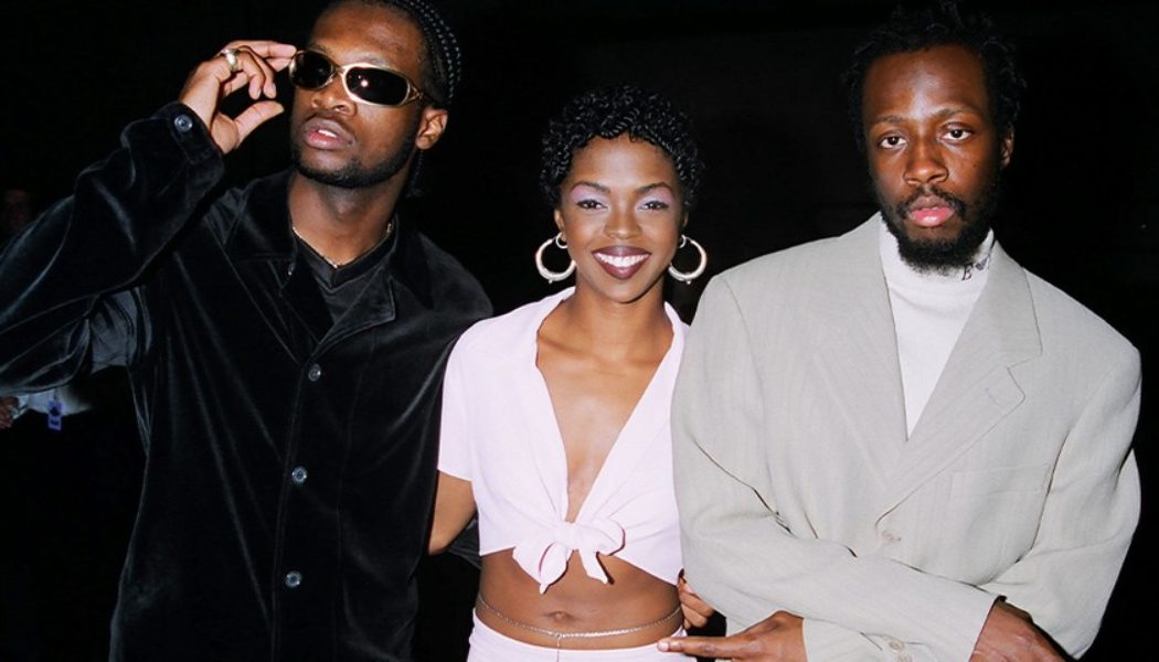 The Fugees Announce First International Tour in 25 Years