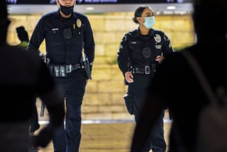 The LAPD built collecting social media info into its interview process for civilians
