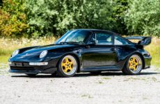 This 1996 Porsche 911 GT2 Clubsport Could Fetch $1.4M USD at Auction