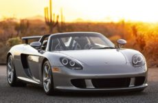 This 2004 Porsche Carrera GT Just Sold for $1.3M USD