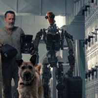 Tom Hanks embraces two of man's best friends in the trailer for Finch