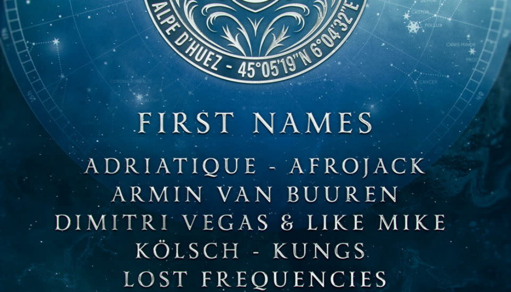 Tomorrowland Winter 2021 Reveals First Artists: See the Phase 1 Lineup