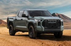 Toyota Unveils Souped-Up 2022 Tundra TRD Pro Truck