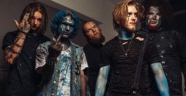 VENDED Feat. COREY TAYLOR's And SHAWN CRAHAN's Sons: Debut Single, 'Asylum', Out Now