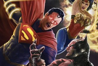 Warner Bros. Home Entertainment Debuts the Trailer for 'Injustice'