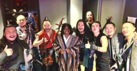 WHOOPI GOLDBERG Attends THE HU Concert In New York City