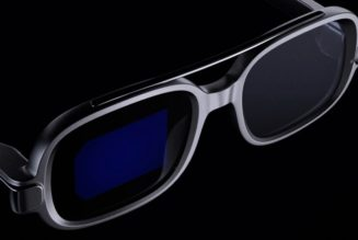 Xiaomi Launches Its First-Ever Pair of Smart Glasses