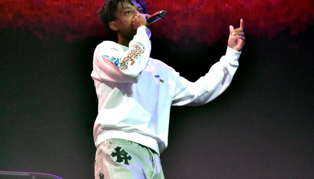 21 Savage Hit With Legal Action Over FreakNik Birthday Bash
