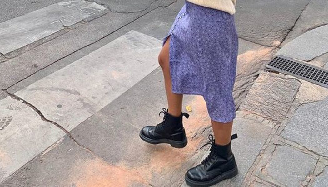 8 Boots That Should Be Worn With Skirts to Be Fully Appreciated
