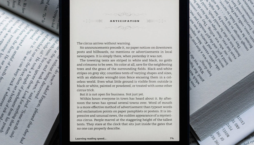 Amazon Kindle Paperwhite (2021) review: a bigger and better book