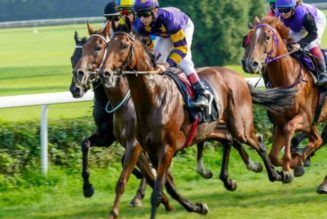 Andrew Mount's Horse Racing Tips – Monday October 18th