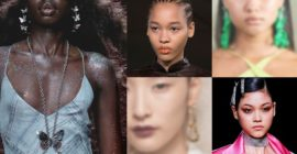 Behold: 13 Mesmerising Beauty Trends From the Spring 2022 Runways