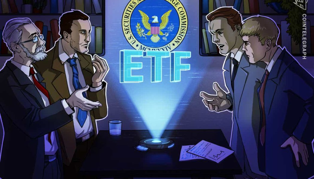 Bitwise applies for 'actual' Bitcoin ETF with NYSE Arca