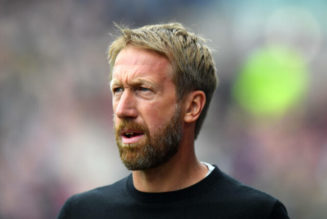 Brighton's Graham Potter on the 'wanted list' of Newcastle United