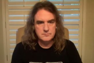 DAVID ELLEFSON Gives His First Post-MEGADETH Interview: 'I'm Perfectly Content And Happy Where I Am Right Now'