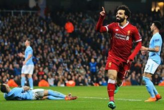 Football Betting Tips: Liverpool vs Manchester City – 25/1 Pick Your Punt at Betfred