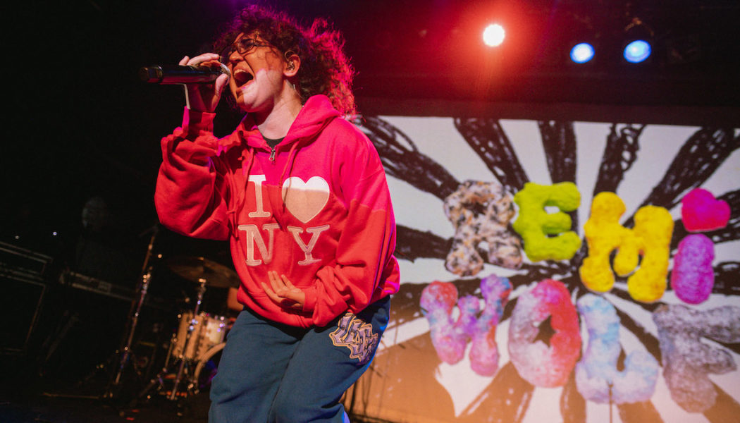 In Photos: Artist of the Month Remi Wolf's Sold-Out Show at Music Hall of Williamsburg