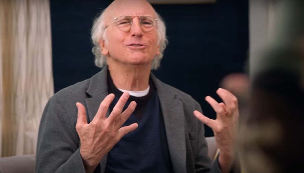 Larry David Hates People Individually But Loves Mankind in Curb Your Enthusiasm Season 11 Trailer: Watch