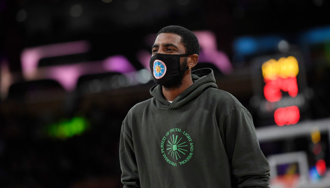 Loud & Wrong: Brooklyn Nets Lockdown Barclays Center After Protest In Support of Kyrie Irving Gets Rowdy
