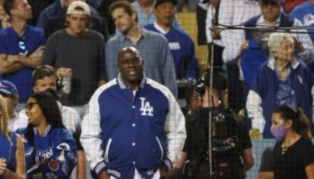 Magic Johnson Expresses Disappointment In Unvaccinated NBA Players