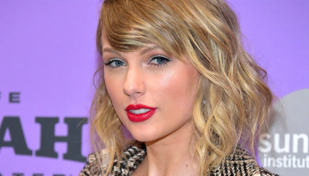 Merch Aimed at Taylor Swift Fans Removed From Virginia Democrats' Web Store
