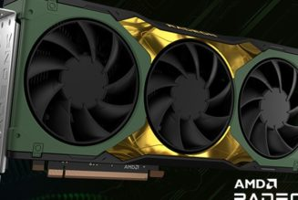Microsoft and AMD are Giving Away a 'Halo Infinite'-Themed Radeon RX 6900 XT Graphics Card
