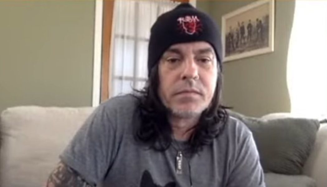 RACHEL BOLAN On Upcoming SKID ROW Album: 'I Haven't Been This Excited About Our Songs In Quite Some Time'