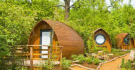Real-life hobbit houses that you can actually stay in